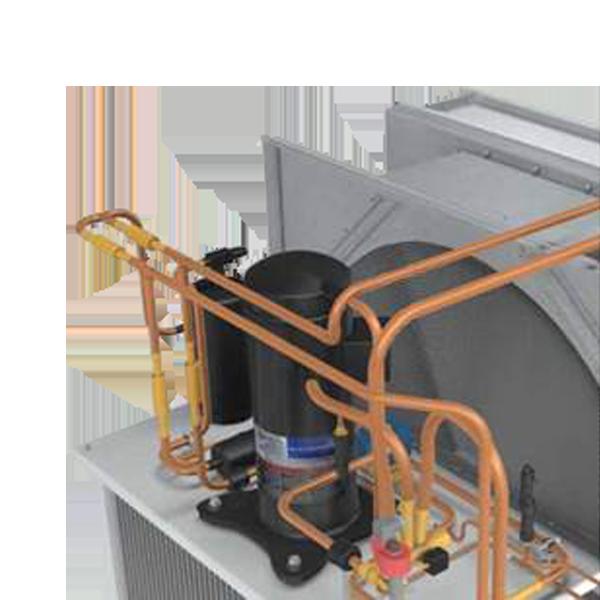 Fantech Packaged DX Heat Pump AHUs