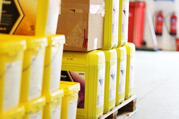 disinfectant despatch