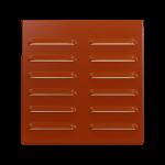 Mori WMF Copper Brown
